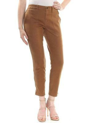 Sanctuary | Skinny Cropped Chino Pants | Brown