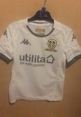 Leeds United  2019 Top Age 5-6 Years Brand New With Tags , Never Worn