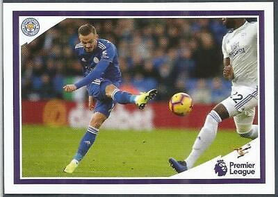 Panini Tabloid Premier League 2019- #007-Leicester City-James Maddison In Action