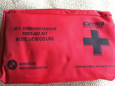 BMW first aid kit emergency accident E36 E46
