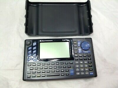 Texas Instruments TI-92 Plus Graphing Calculator With Cover, Tested Working
