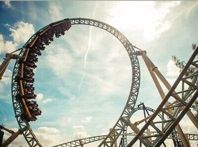 Thorpe park! Entry £33.15 each FRIGHT NIGHT ***fast del*** TO be used NEXT DAY