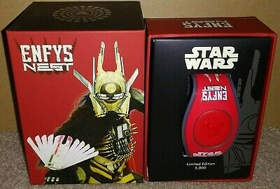 2018 Disney Parks Solo A Star Wars Story Enfys Nest Magic Band MagicBand LE 5000