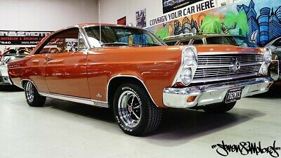 1966 Ford Fairlane 500 V8 2 door coupe fastback suit Galaxie Mustang ZD XY buyer