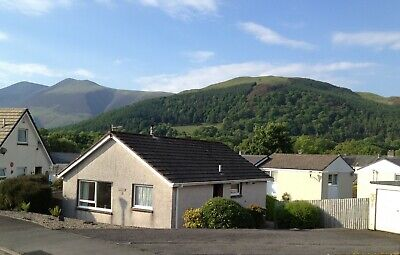 Week in January Lake District Self Catering Holiday Home Keswick 2 Bed