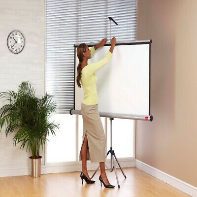 New  Nobo Tripod Projection Screen 1750X1325mm 1902396
