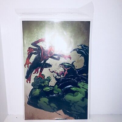 NYCC 2019 Absolute Carnage Miles Morales #2 Panel EXCLUSIVE - NM - Rare
