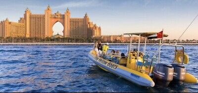 The Yellow Boats Dubai - BOGOF - 2 For 1 - Entertainer Dubai 2019 App E Voucher