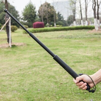 Black Pet Self Defense Personal Security Telescopic Rod Pen Protector