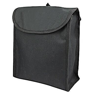 Simply Car Large Litter Bag Interior Clean & Tidy Storage Rubbish Bin Black