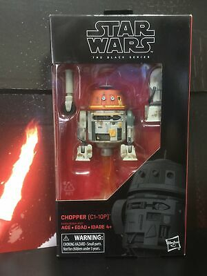 Star Wars Black Series C1-10P Chopper Droid 6 Inch Figure Rebels