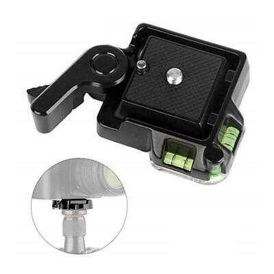 Clamp & Quick Release QR Plate For Tripod Monopod New DSLR Head-Benro Ball Q4M5