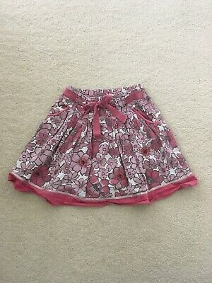 Girls Monsoon Pink skirt. Age 3-4 years. Beautiful.