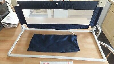 BabyDan portable bed guard with carry bag - excellent condition