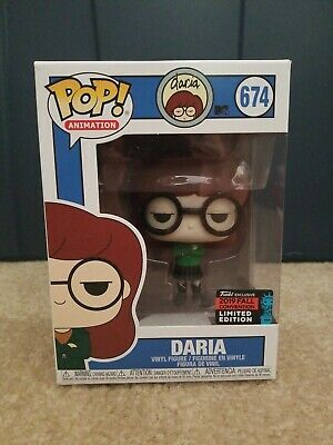 Funko Pop Daria NYCC 2019 Shared Exclusive!!