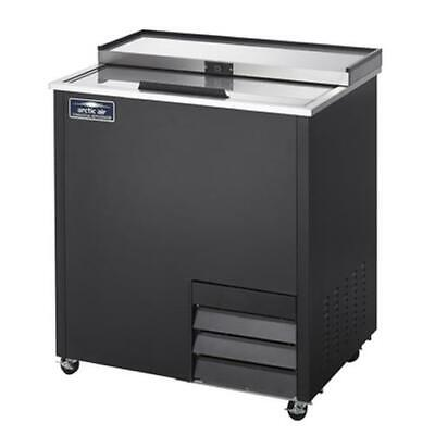 """Arctic Air AGF36 36"""" Glass Chiller & Froster w/ Black Exterior"""