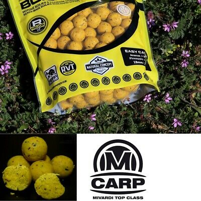"1kg /""MIVARDI RAPID PELLETS EASY CATCH /"" gelbe 4mm Feederpellets Pineapple"