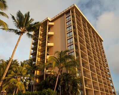 Kahana Beach Studio Annual Timeshare For Sale