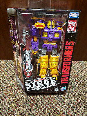 Transformers Siege War for Cybertron IMPACTOR Deluxe Class Action Figure WFC-S42