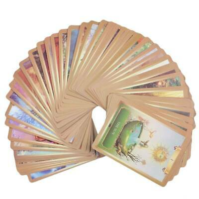 Oracle Card Tarot Deck Cards Magic Earth Future Fate Forecasting Gift Kids Toys