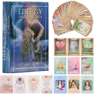 Oracle Cards Earth Magic Tarot Deck Cards Mystery Future Fate Collection Gift