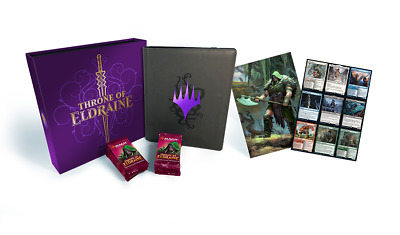 MTG Magic the Gathering THRONE OF ELDRAINE DELUXE COLLECTION Volume Buy PRE-SALE