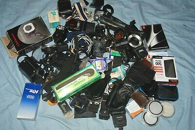 #A2 - A Joblot Of Camera  / Photo Bits And Accessories