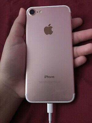 Apple iPhone 7 - 32GB - Rose Gold (T-Mobile) A1778 (GSM)