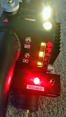 Ghostbusters Proton Pack Thrower Neutrino Wand Gbfans Wiring Leds Bar Graph Etc