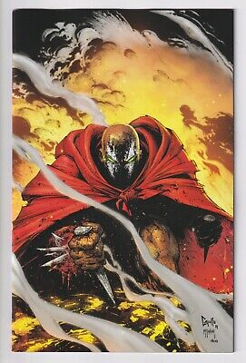 SPAWN #301 Greg Capullo virgin VARIANT IMAGE comics NM 2019 Todd McFarlane