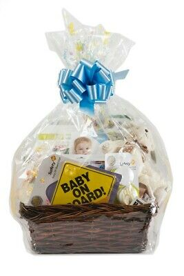 Child Proof Baby Shower Gift Basket - Petite