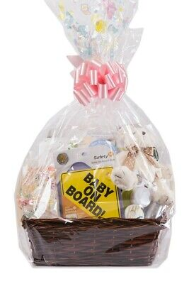 Child Proof Advice Baby Shower Gift Basket - Large