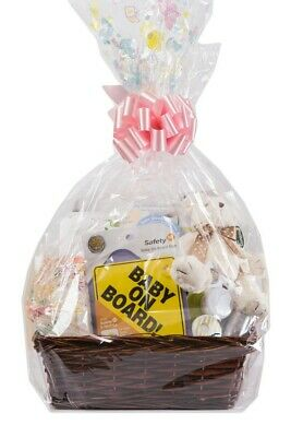 Child Proof Baby Shower Gift Basket - Large