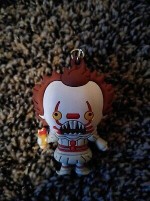 Horror Properties Pennywise Keychain Excellent Condition