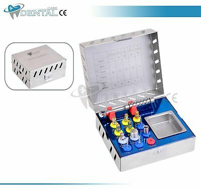 12 pcs Bone Expander Sinus Lift Kit- Dental Implant Surgical Dental Instruments