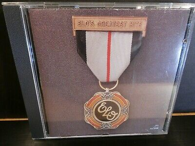 Electric Light Orchestra - ELO's Greatest Hits (NM CD, 1986, Jet Records)