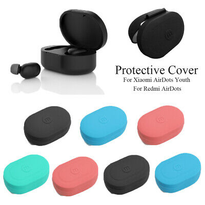 New Earbuds Protective Case Silicone Cover For Xiaomi Mi Youth Redmi AirDots