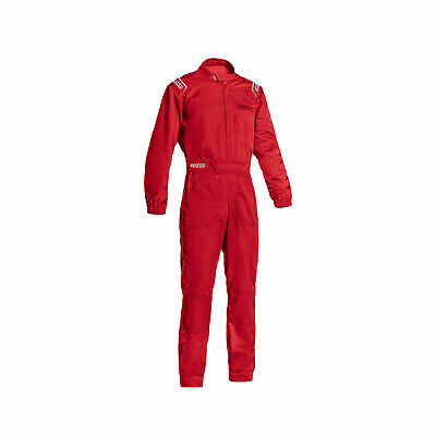 Neu Sparco Mechanikeroverall MS-3 Rot (S)
