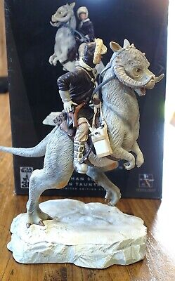 Han Solo statue On Tauntaun by Gentle Giant 1459/3000 Limited