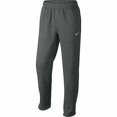 Nike Men's Classic Fleece Open-Hem Sweatpants 826424