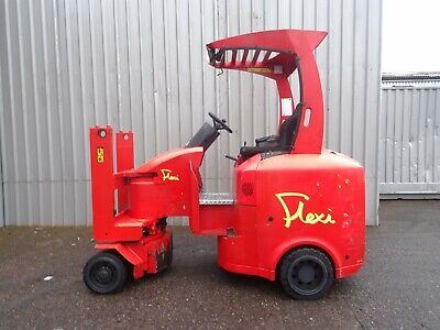 FLEXI G4 Himax, 2000Kg. USED ARTICULATED ELECTRIC FORKLIFT TRUCK. (#2154)