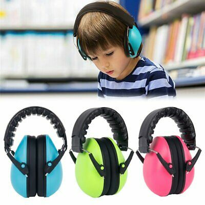 NEW Baby Earmuffs Soft Cup Baby Ear Muffs Kids Babies Infant Safety