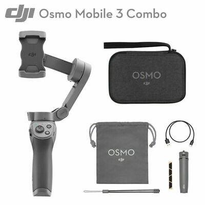 DJI Osmo Mobile 3 Combo Stabilizer 3-Axis Handheld Gimbal for iPhone Samsung