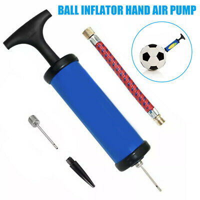 Ball Inflator Portable Hand Air Pump for Football Basketball Sport Soccer Ball