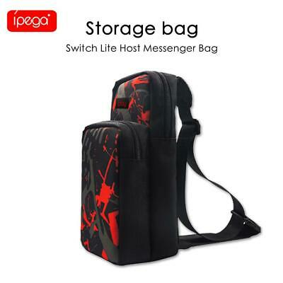 Travel Carry Case Storage Crossbody Bags Chest Bag Fit for Nintend Switch Lite