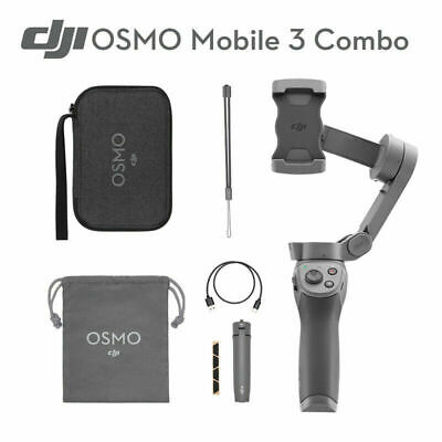 DJI Osmo Mobile 3 Combo Stabilizer 3-Axis Handheld Gimbal Design For HUAWEI
