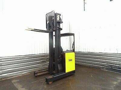 Yale Mr14H. Used Reach Forklift Truck. (#2057)