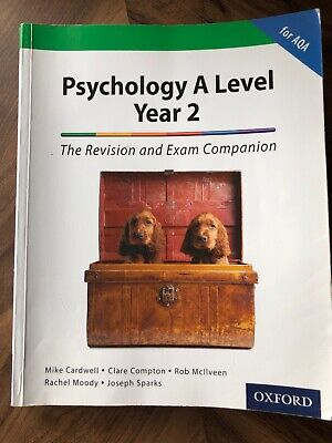 The Complete Companions: A Level Year 2 Psychology: The Revision and Exam Compan