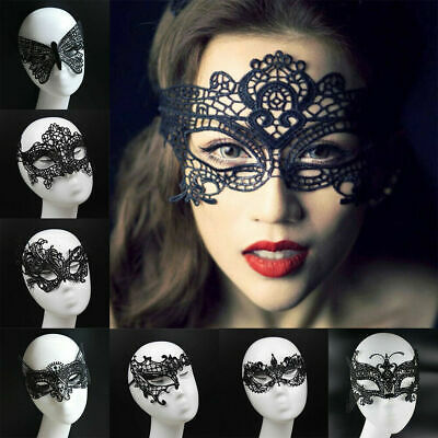 Venetian Masquerade Eye Mask Face Mask Halloween Costume Party Night Clubs Dress