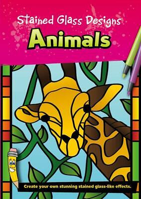 Stained Glass Designs Animals - stunning stained glass-like effects